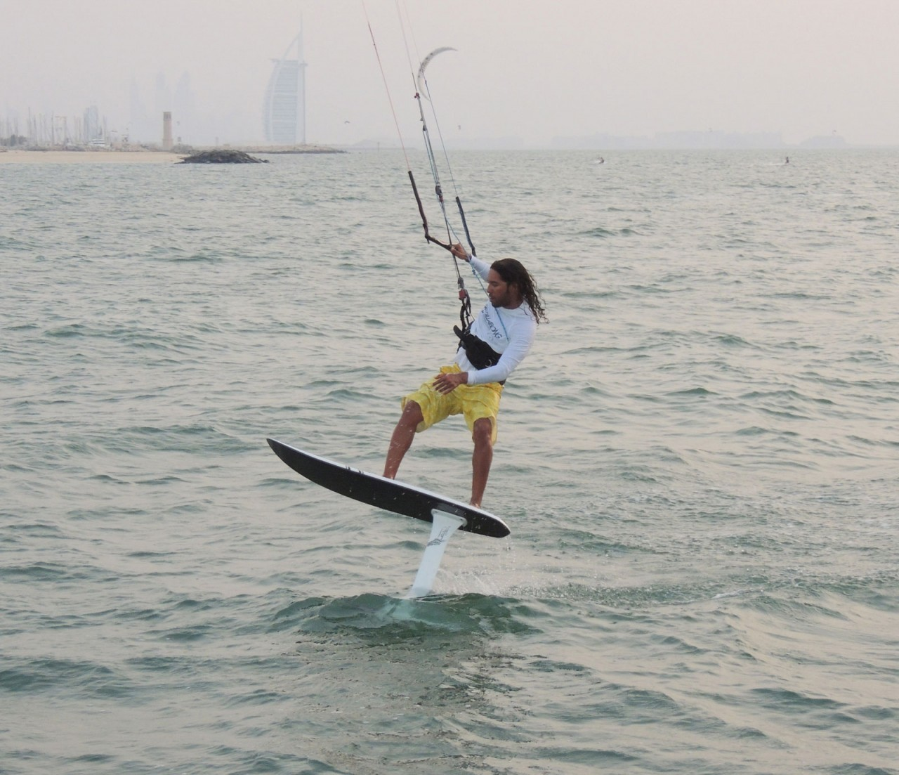 Hydrofoil Kite Clinic- 2 hours private class