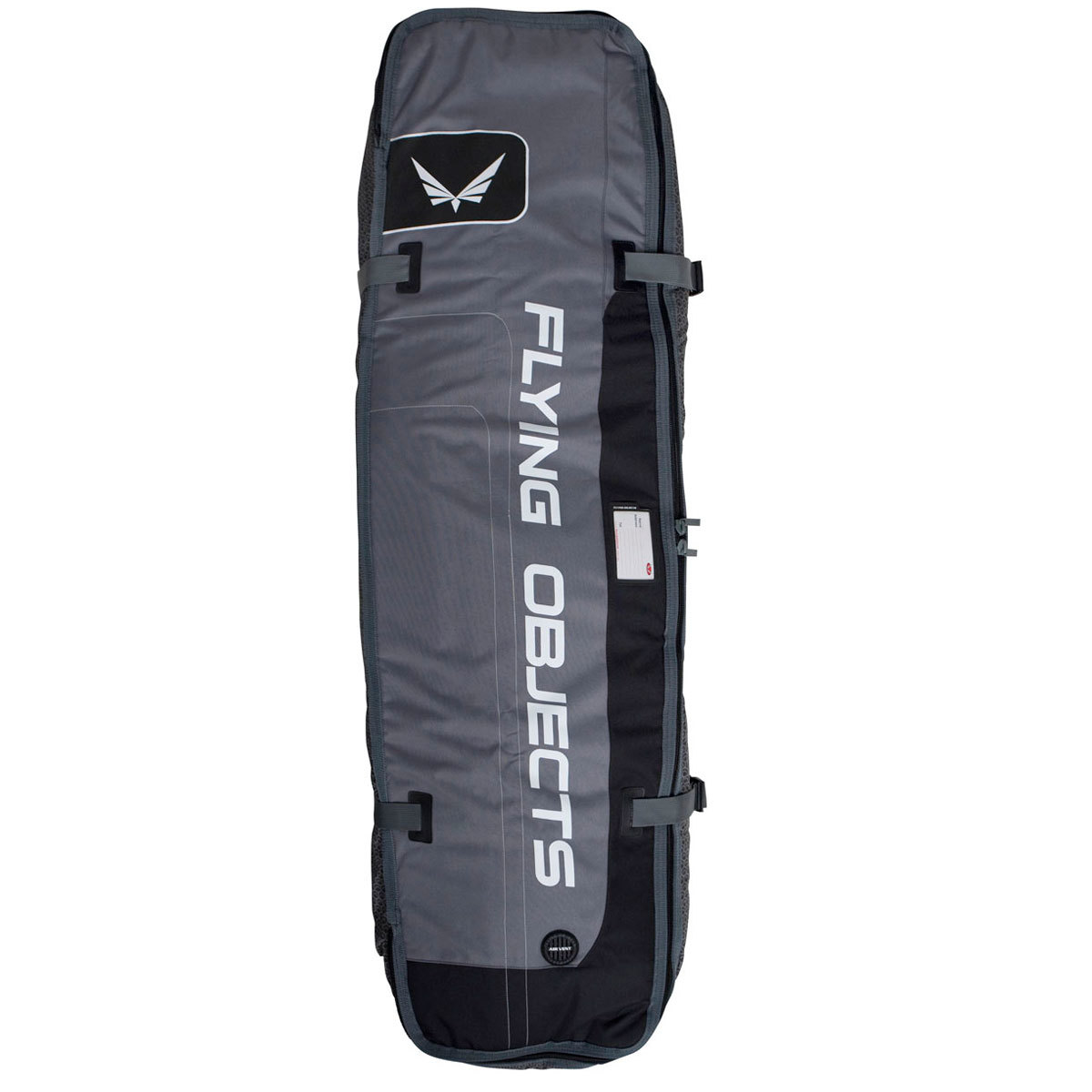 Flying Objects Kite Coffin Travel Boardbag