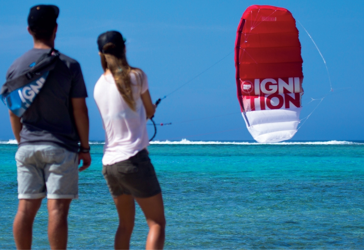 OZONE IGNITION  3-LINE KITEBOARD TRAINER